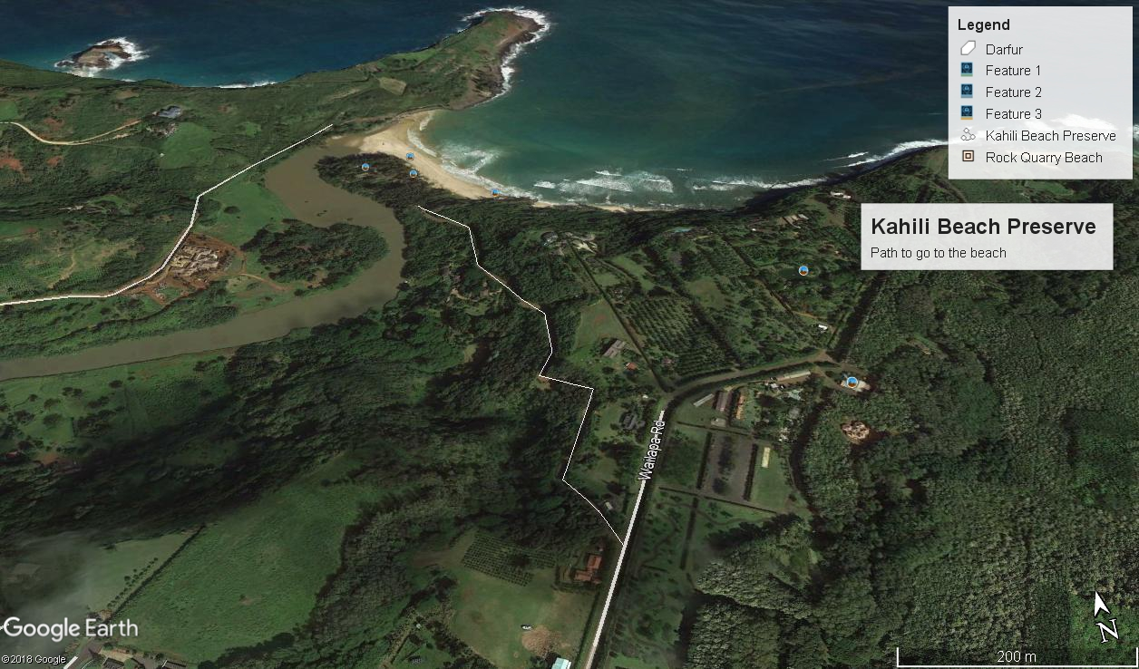 Kahili Beach Preserve