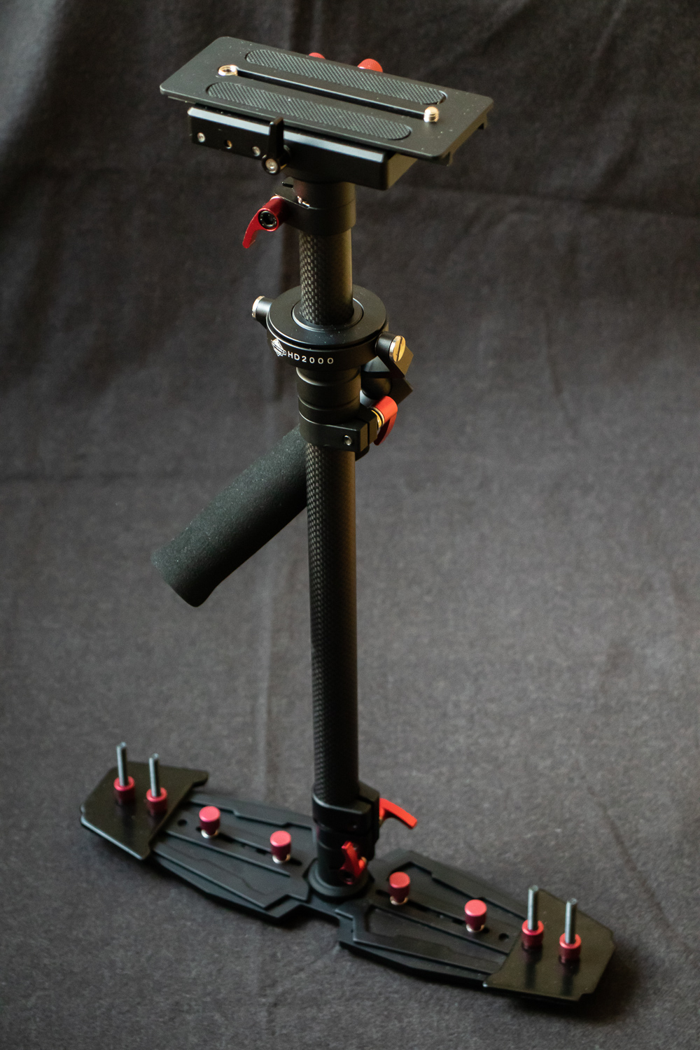 Handheld Stabilizer HD-2000 – Emanuele Disco